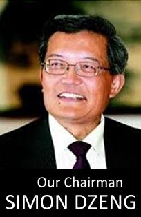Simon Dzeng Our Chairman